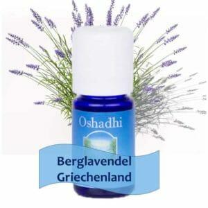 Lavendel Hochland griechisch Ätherisches Öl WS von Oshadhi