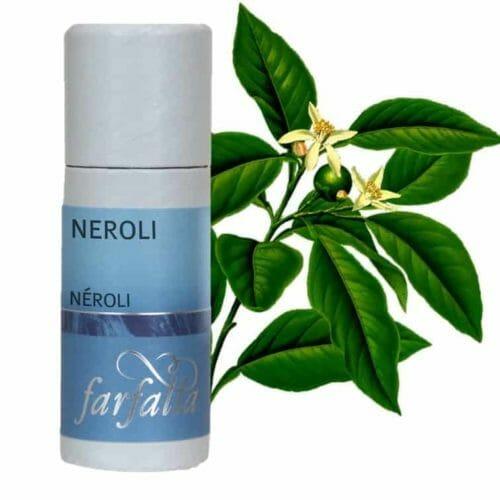 Neroli Ätherisches Öl bio DEMETER Farfalla
