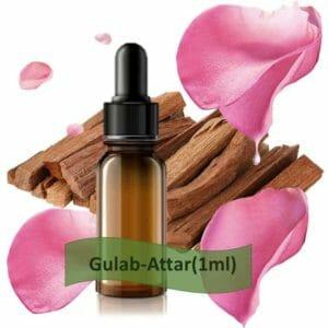 Gulab Attar Ätherisches Öl- Eine Indische Tradition