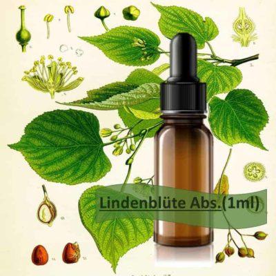 Lindenblüte abs. Ätherisches Öl