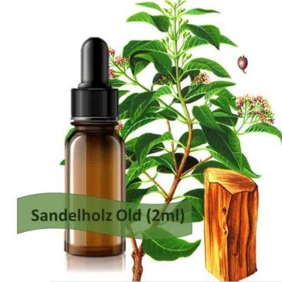 Sandelholz old das besondere Ätherische Öl