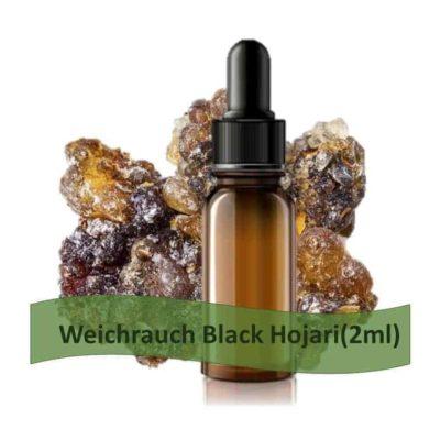 Weihrauch Black Hojari Ätherisches Öl von Maienfelser
