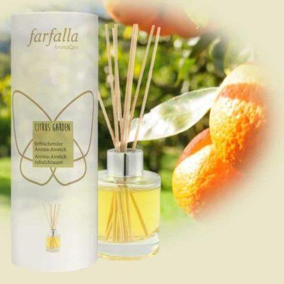 Aroma-Airstick Citrus Garden Farfalla