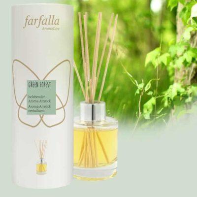 Aroma-Airstick Green Forest Farfalla