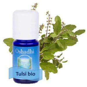 Tulsi bio Ätherisches Öl von Oshadhi
