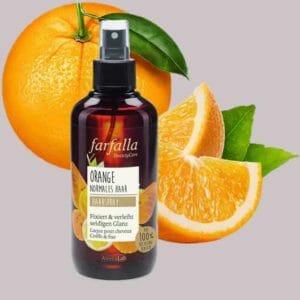 Orange, Haarspray hair styling Farfalla