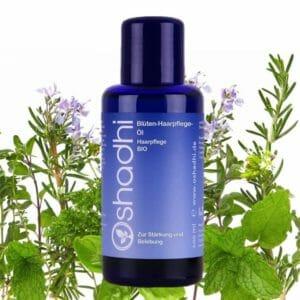 Blüten Haarpflege Öl Bio von Oshadhi